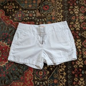 JCREW BROKEN-IN CHINO SHORTS 4""